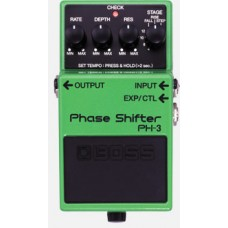 Rental- Boss PH-3 Phase Shifter Pedal