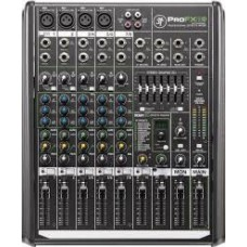 Rental- Mackie Pro FX8 Channel Compact Mixer