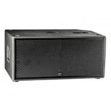 Rental- Yorkville PSA2S 2800 (4800 peak) Watt Dual 15 Inch Powered Subwoofe