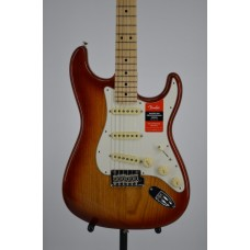 Fender American Professional Stratocaster Electric Guitar Maple Fingerboard