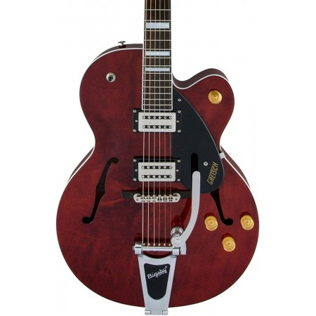 Open  Box  -  Gretsch  G2420T  Streamliner  Hollow  Body  Walnut  Stain  with  Bigsby