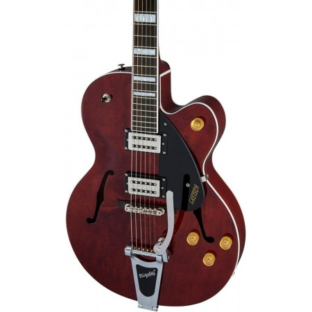 Gretsch G2420T Streamliner Hollow Body Walnut Stain with Bigsby