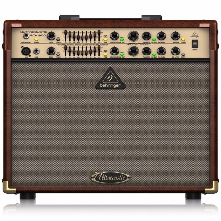 Behringer Ultracoustic Stereo Acoustic Guitar Amp