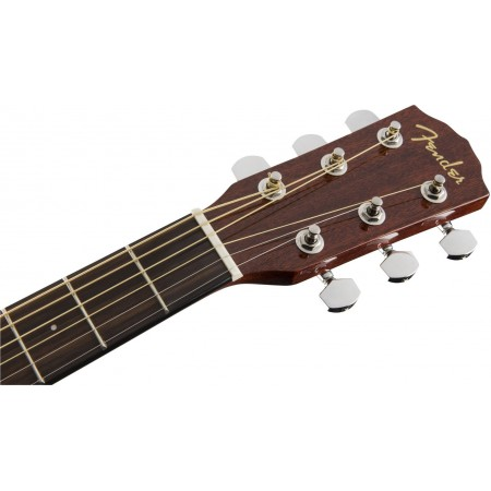 Fender CC60S Acoustic Guitar Walnut Fingerboard in Natural