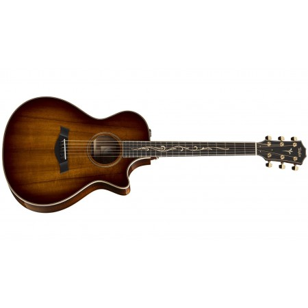 Taylor K22CE Grand Concert Hawaiian Koa Top Back and Sides Expression 2 System