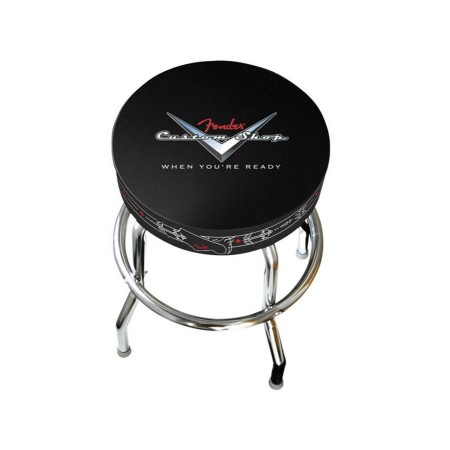 Fender Custom Shop Pinstripe Bar Stool
