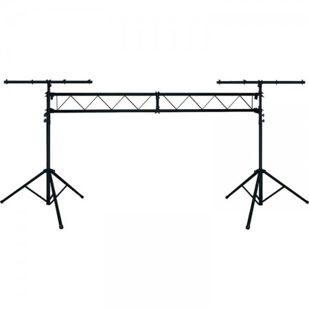 American  Dj  LTS50T  Light  Truss  System  W/  10  Foot  Truss  and  Stands