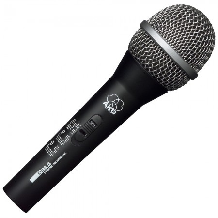 Rental - AKG D88S CCS Series Dynamic Mic