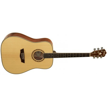 Washburn WD910SNS Dreadnought Acoustic Guitar