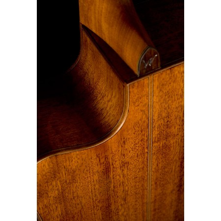 Washburn All Solid Wood WD150SWCE Acoustic Electric Guitar