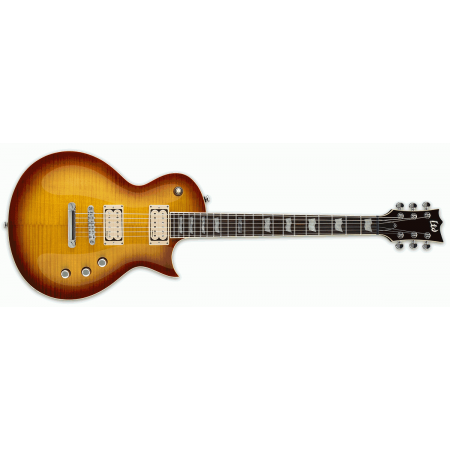 Open  Box  -  ESP  Ltd  EC401VF  Faded  Cherry  Sunburst