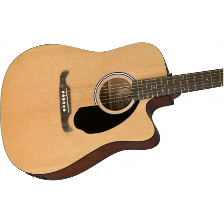 Fender FA-125CE Acoustic Electric Dreadnaught with Rosewood Fretboard