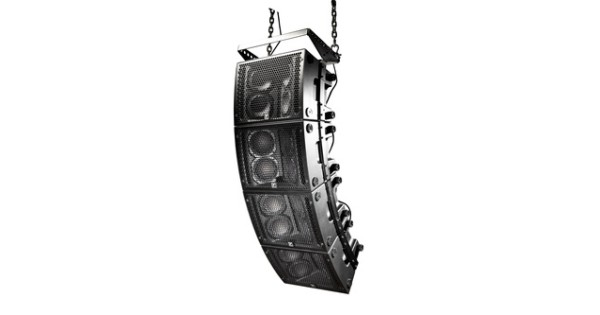 Yorkville Psa1 1200 Watt Line Array Speaker Sight