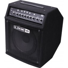 Rental-  Line 6 LowDown LD150 Bass Guitar Amp with Amp Modeling & Built-in